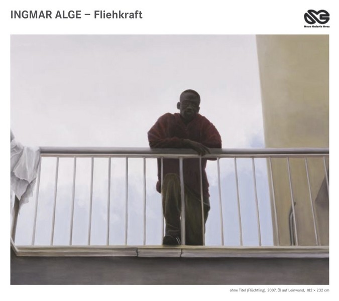 Ingmar Alge, Fliehkraft, 2007
